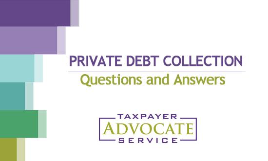 IRS Implements Private Debt Collection Program - Michael Smeriglio