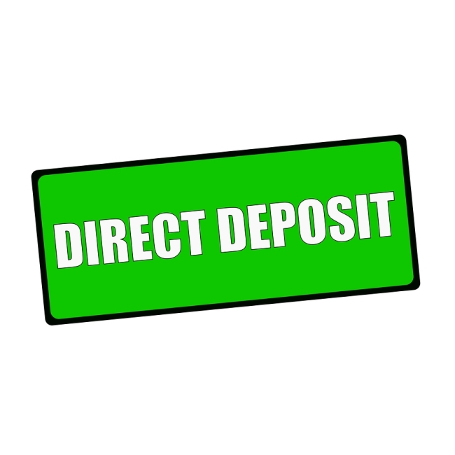 Direct Deposit for a Tax Refund - Michael Smeriglio