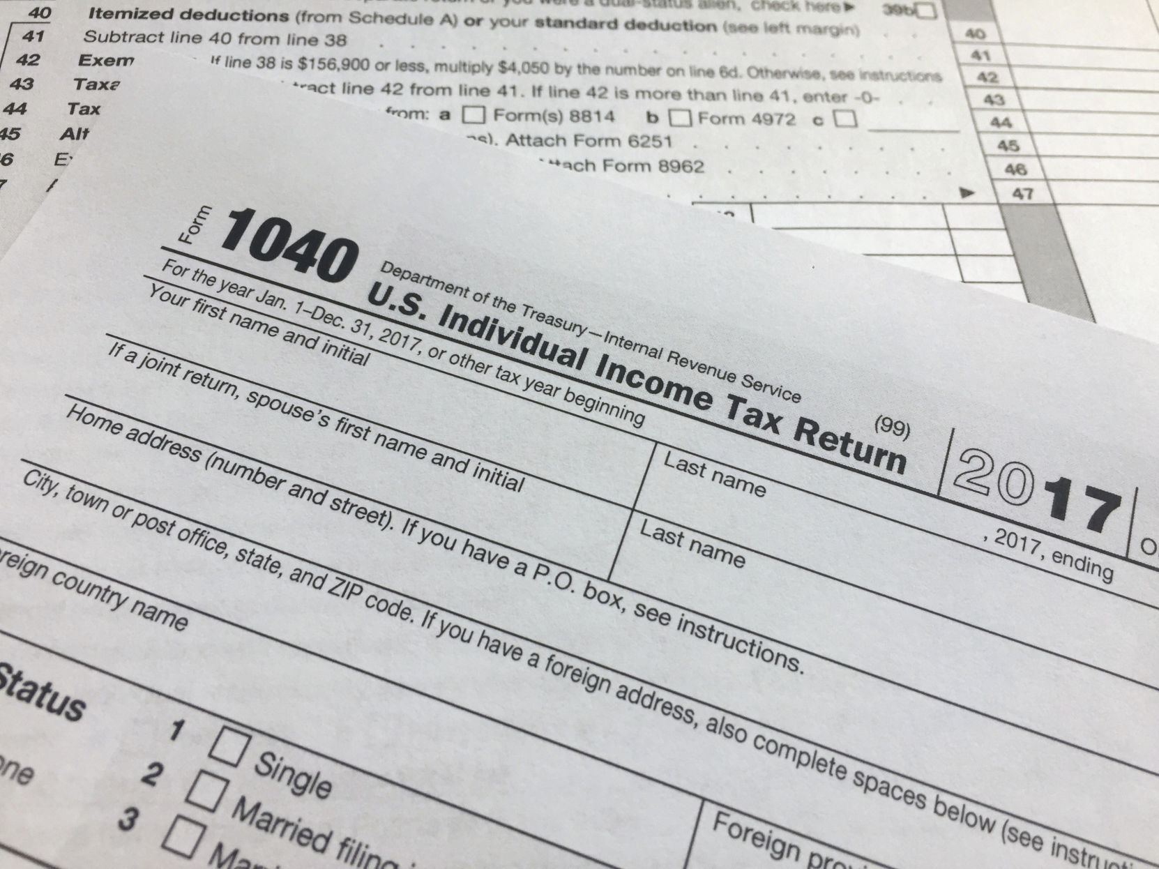 IRS urging taxpayers do a paycheck checkup - Michael Smeriglio